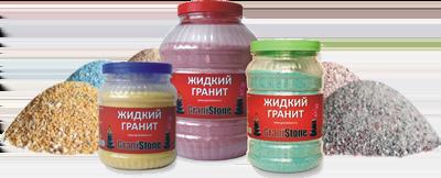 Жидкий гранит GraniStone